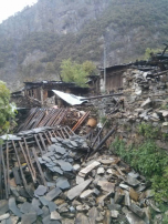 Keraunja destruction