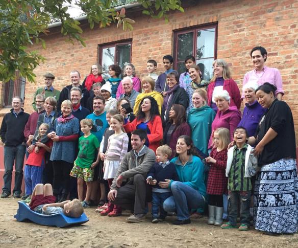 Tansen Team, Dec 2015 (outside).jpg